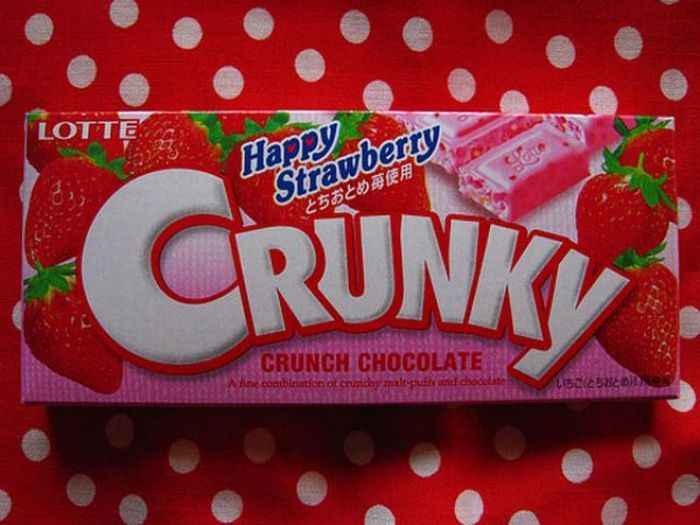 Food and Candies with Odd Names (29 pics)