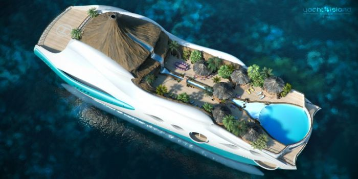 Tropical Island Paradise Project (8 pics)