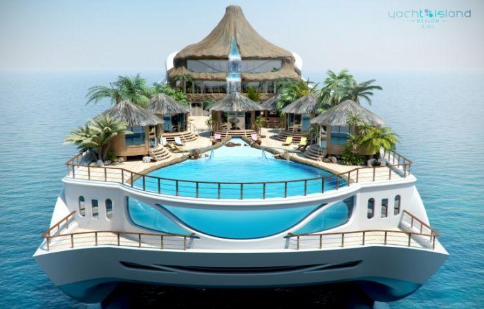 Tropical Island Paradise Project (8 pics)