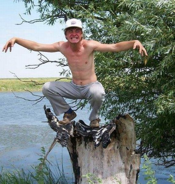 Crazy People Doing Crazy Things (30 pics)