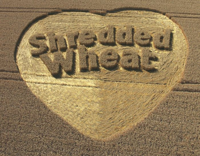 Crop Circles Advertising (13 pics)