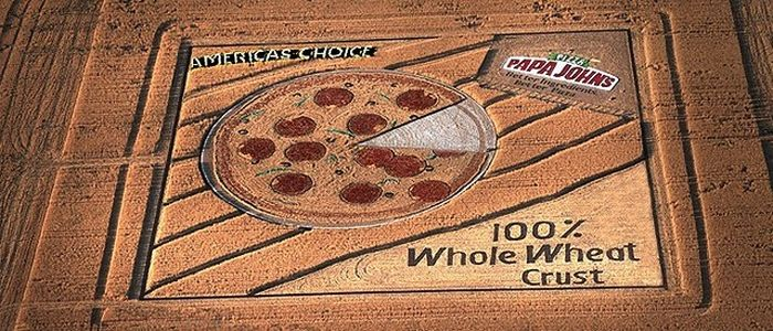 Crop Circles Advertising (13 pics)