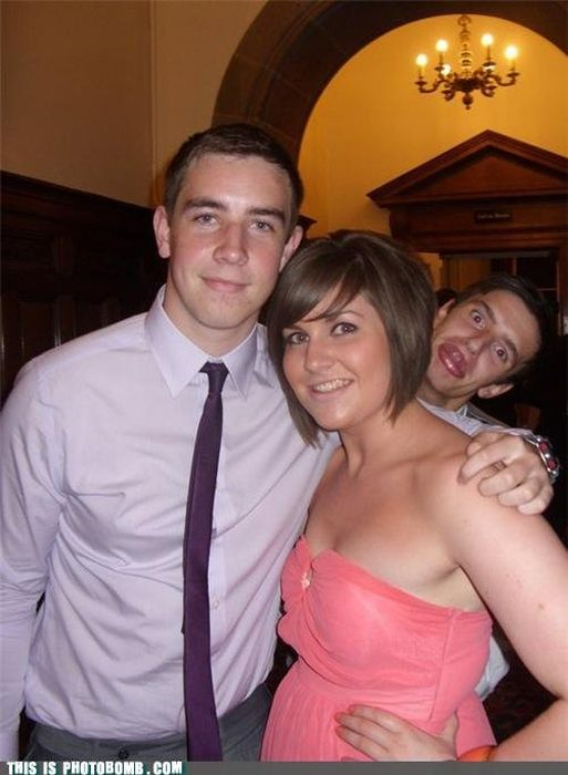 Photobombs. Part 13 (34 pics)