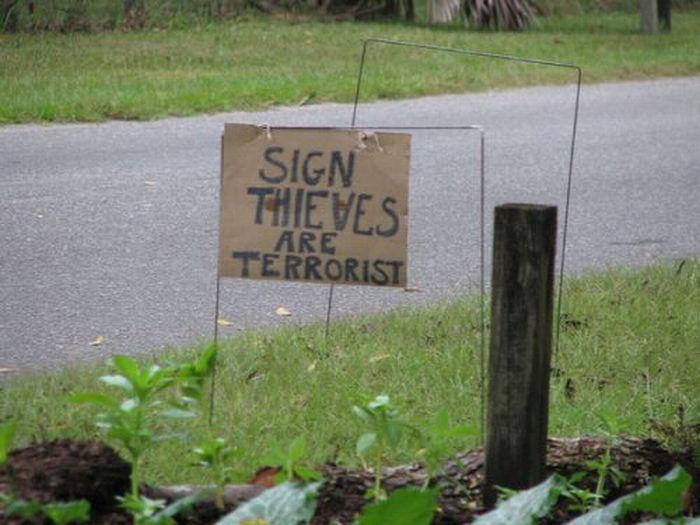 WTF Signs (40 pics)
