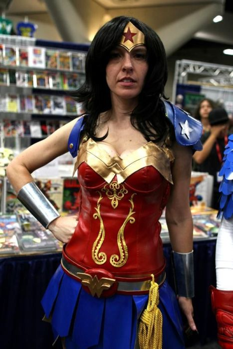 People in Cosplay Costumes. Part 2 (106 pics)