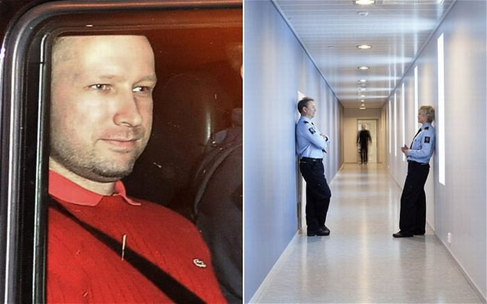 Anders Behring Breivik Could Be Held in the Luxury Prison (12 pics)