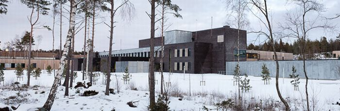 Anders Behring Breivik Could Be Held in the Luxury Prison (12 pics)