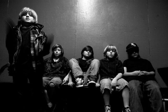 Haunted by Heroes. 10-Year-Old Rock Stars (12 pics + 1 video)