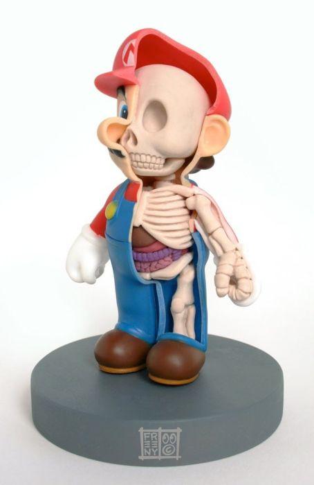 Anatomy Toys (30 pics)