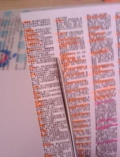 How To Make a Cheat Sheet (21 pics)