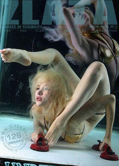 Zlata: The World's Most Flexible Woman (73 pics)