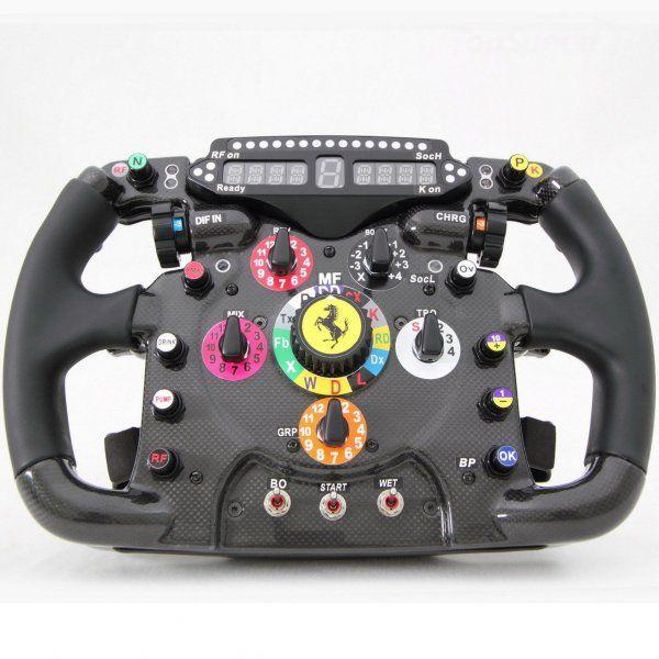 2011 Ferrari 150º Italia Steering Wheel (4 pics)