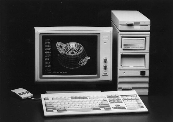 MS-DOS Turned 30 Years Old (15 pics)