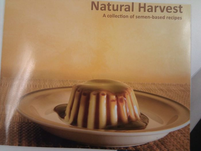 The Most WTF Cookbook in the World (6 pics)