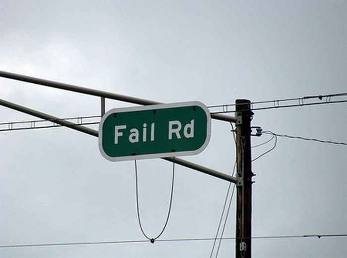 Funny Sign Fails (101 pics)