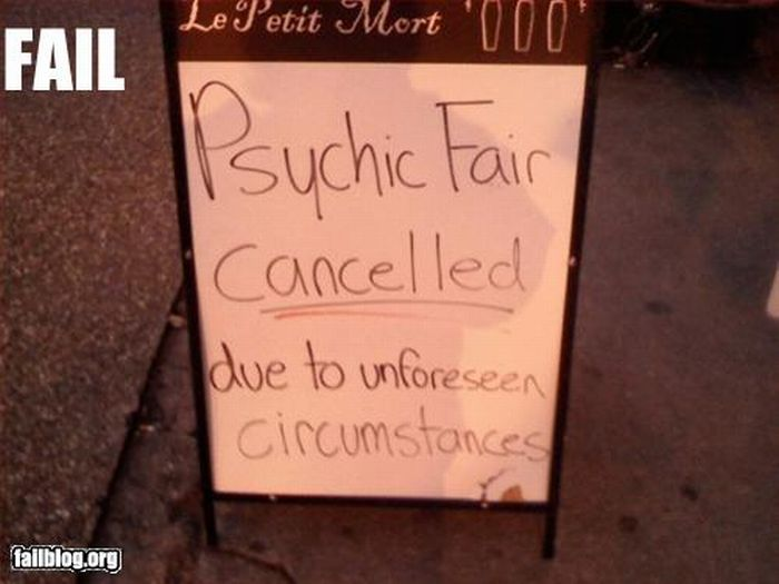 Funny Sign Fails (101 pics)