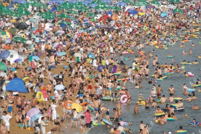 Beach Resorts in Dalian, China (16 pics)
