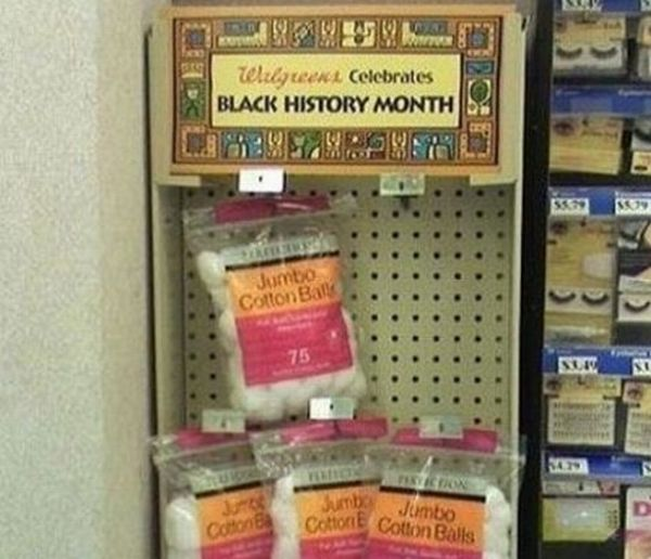Unintentional Racism. Part 2 (30 pics)
