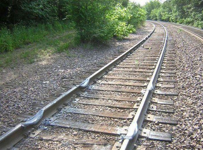 Train Burnout (3 pics)