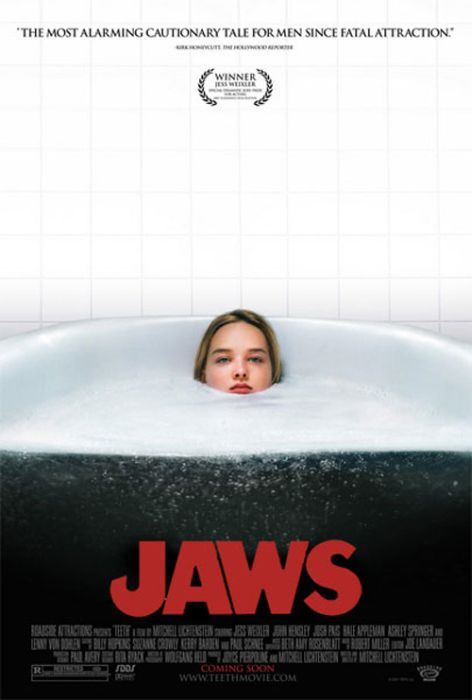 hilarious spoofs of the jaws movie poster 25 pics