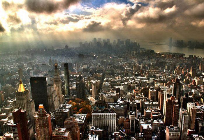 The Most Beautiful Skylines around the Globe (36 pics)
