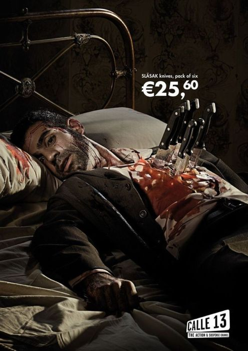 Scary Ads (43 pics)