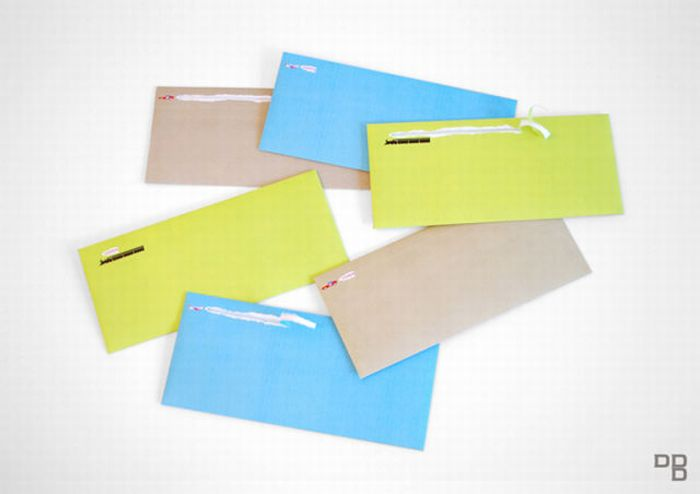 Envelopes That Are Easy to Open (7 pics)