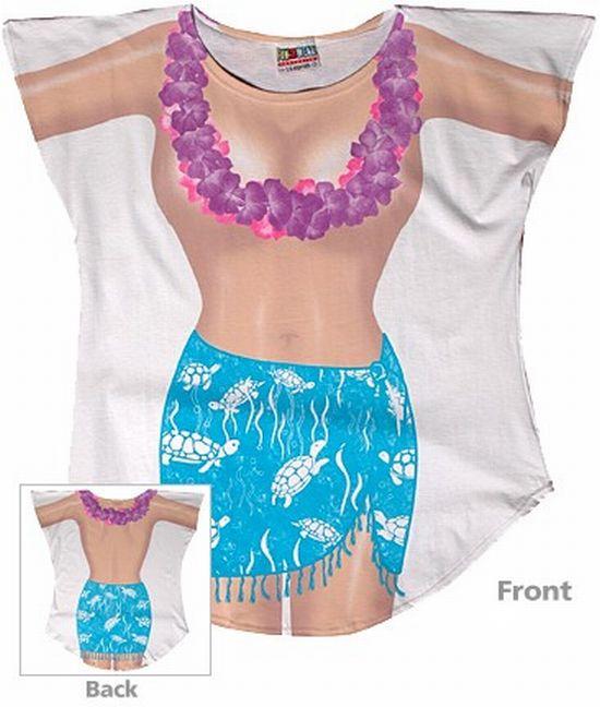 Sexy Bikini T-Shirts (33 pics)