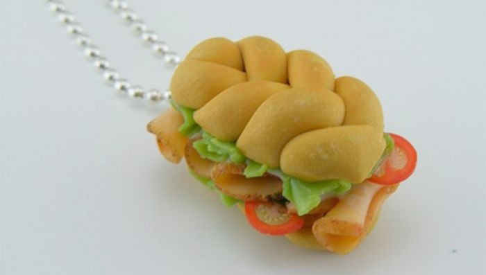Food Inspired Jewelry (17 pics)