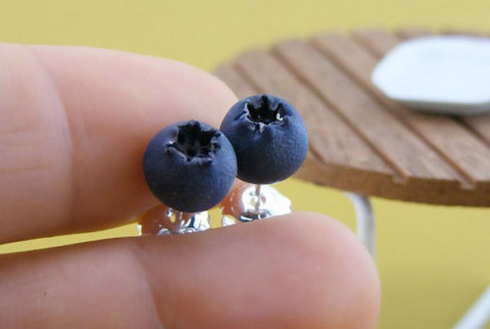 Food Inspired Jewelry (17 pics)