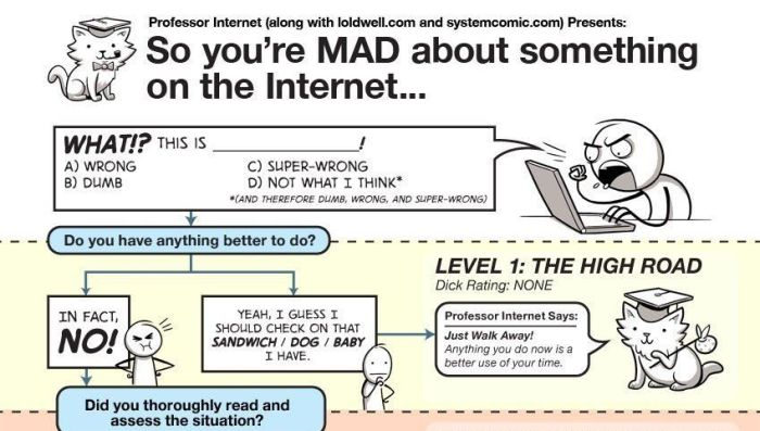 Guide to Arguing on the Internet (1 pic)