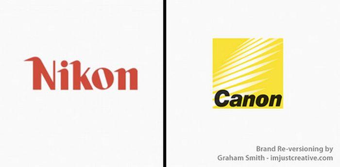Companies Swapped Logos (17 pics)