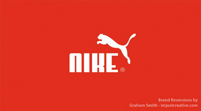 Companies Swapped Logos (17 pics)