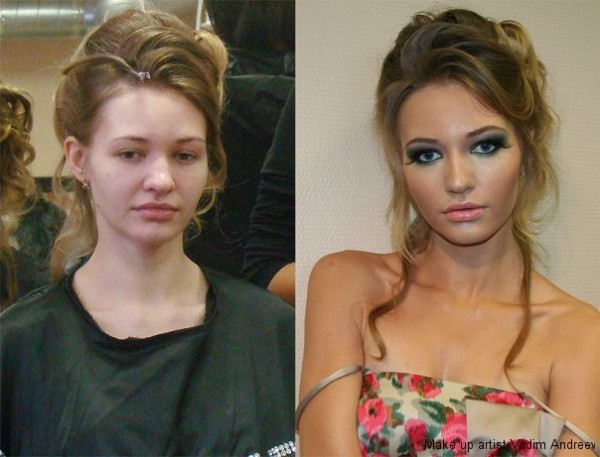 Magic of Makeup (12 pics)