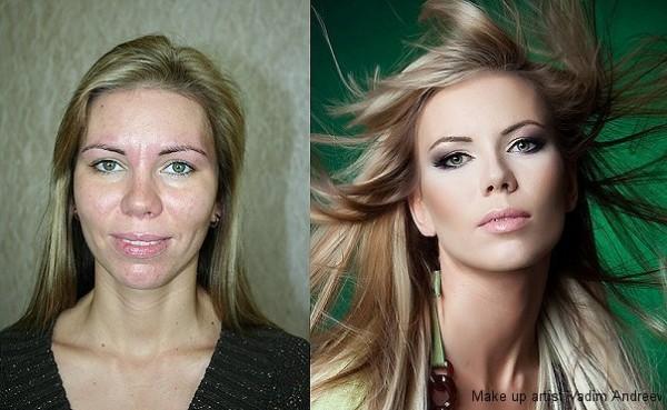 Magic of Makeup (12 pics)