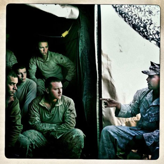 Awesome Afghanistan War Photography Using The Hipstamatic (40 pics)