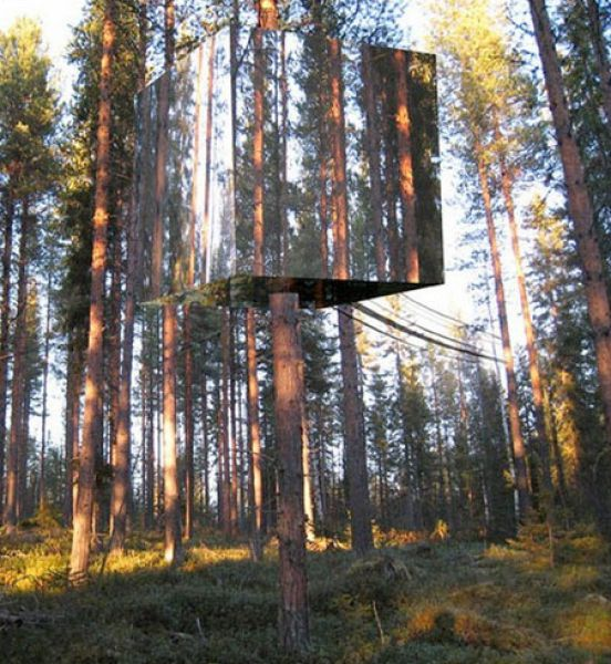 Unusual Mirrors (24 pics)