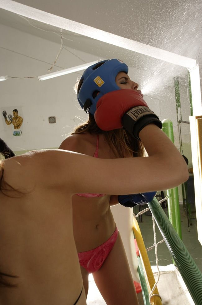 Sexy Girls Boxing (7 pics)