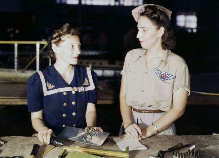 American Home Front during World War II (45 pics)