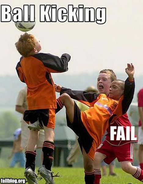 Most Painful Nut Shots You'll Ever See (28 pics)