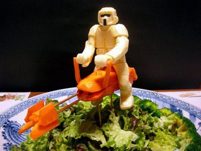 Star Wars Sushi (9 pics)