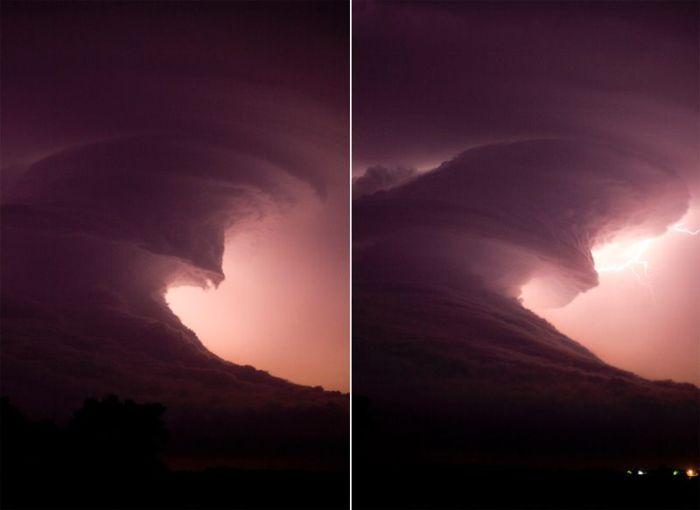 Beautiful Clouds (9 pics)