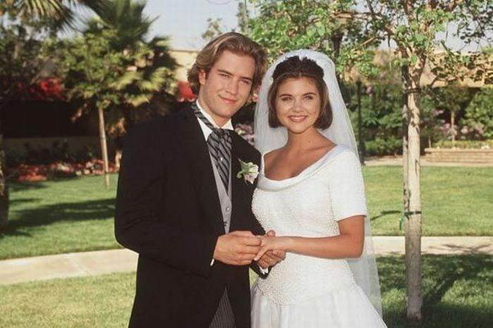 Aging Timeline of Zack and Kelly (32 pics)