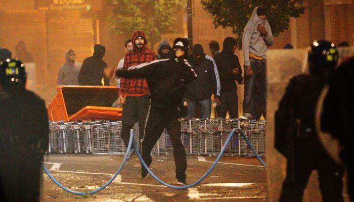 UK Riots (26 pics)