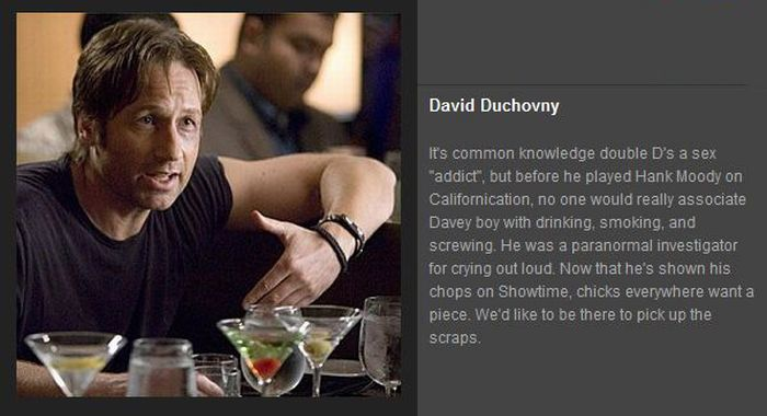 Actors We'd Like To Drink With (23 pics)
