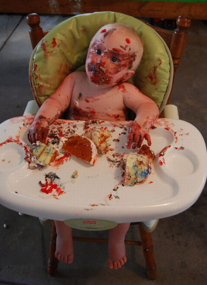 First Birthday Cake (6 pics)