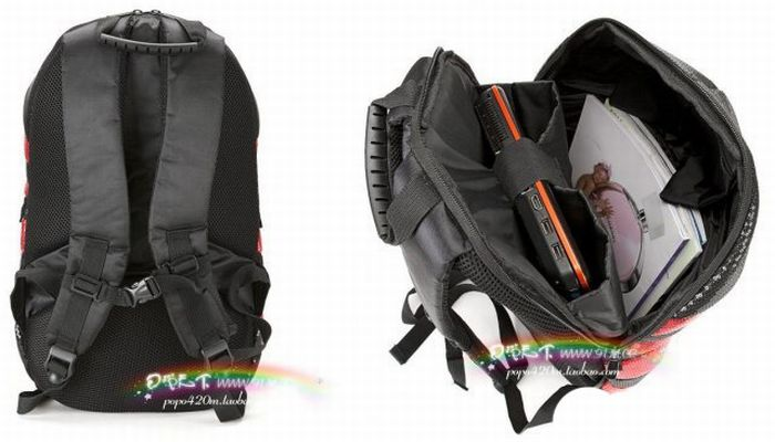 Awesome Backpacks (16 pics)
