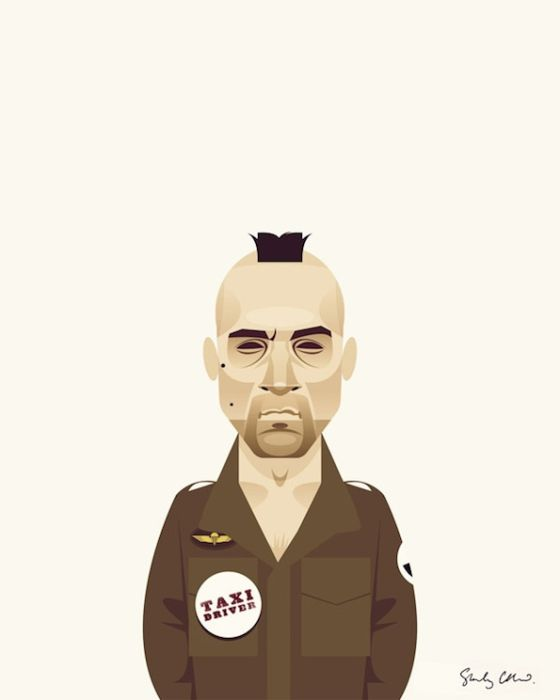 Pop Culture Caricatures (16 pics)