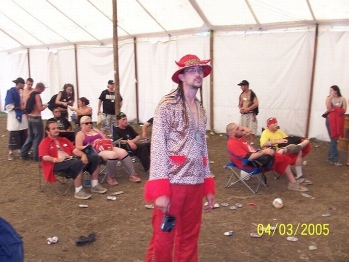 Gathering Of The Juggalos 2011(25 pics)