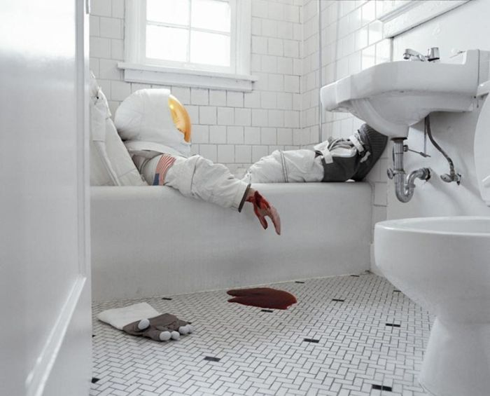 'Astronaut Suicides' by Neil DaCosta (13 pics)